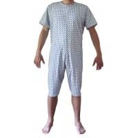 pigiamone corto uomo